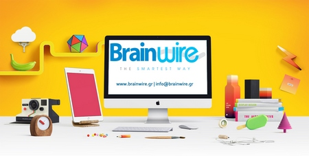 website design brainwire mi d